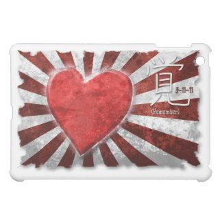 Japan Earthquake Tsunami Disaster Relief iPad Case