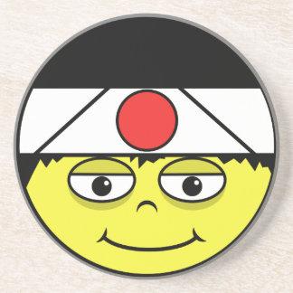 Japan Face Coaster