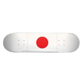 Japan Flag 21.6 Cm Skateboard Deck