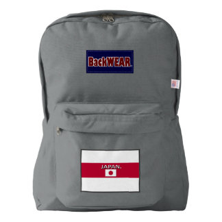 Japan Flag Modern Designer backpacks Buy Online Backpack