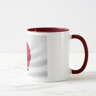 Japan Flag Mug