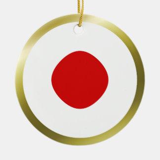 Japan Flag Ornament