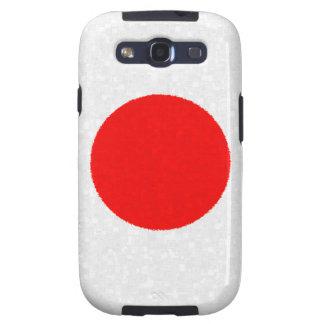 JAPAN FLAG Samsung Galaxy S 3 Case Samsung Galaxy SIII Covers