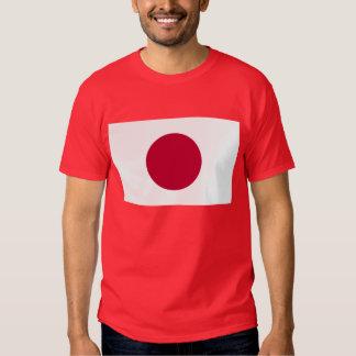 Japan Flag Tees