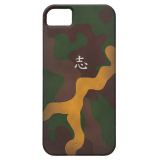 Japan forces tank camouflage No01 iPhone 5 Cover