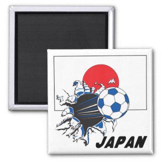 Japan Futbol Soccer Team Refrigerator Magnets