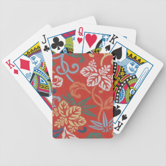 Japan Garden 2 Bicycle Playing Cards