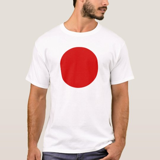 Japan High quality Flag T-Shirt