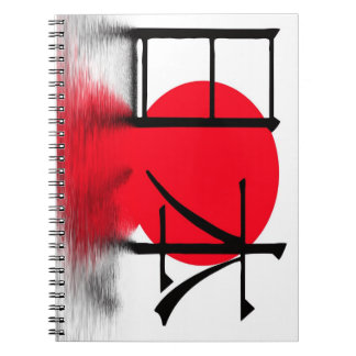 Japan in Japanese Notebooks