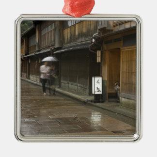 Japan, Ishikawa, Kanazawa, Higashi Chaya Christmas Ornament