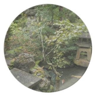 Japan, Ishikawa, Kanazawa, Nomura Samurai House Plate