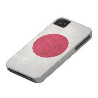 Japan; Japanese Flag iPhone 4 Case