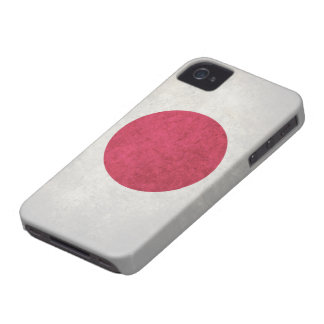 Japan; Japanese Flag iPhone 4 Cases