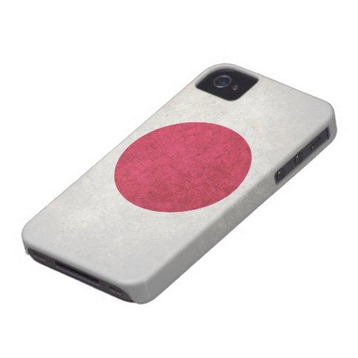 Japan; Japanese Flag Blackberry Cases