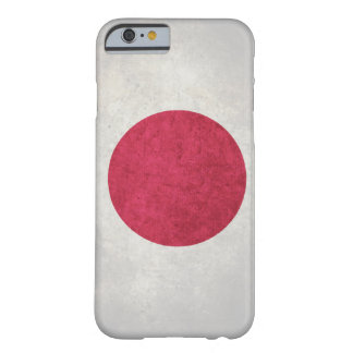 Japan; Japanese Flag Barely There iPhone 6 Case