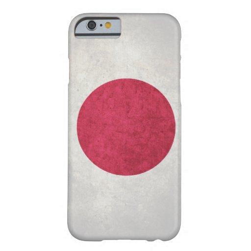 Japan; Japanese Flag iPhone 6 Case