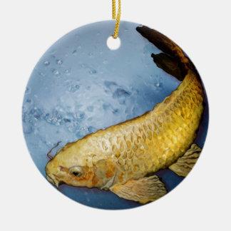 Japan koi fish ornament