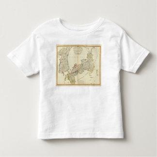 Japan, Korea Toddler T-Shirt