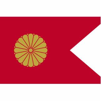 Japan Kou(Tai)Gou, Japan flag Standing Photo Sculpture