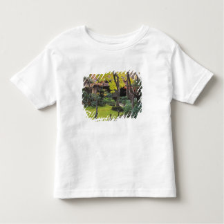 Japan, Kyoto, Arashiyama, Okochi Sanso Toddler T-Shirt