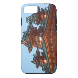 Japan, Kyoto, Colorful Heian Jingu Temple, iPhone 8/7 Case