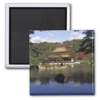 Japan, Kyoto, Golden Pavilion, Zen Temple Magnet