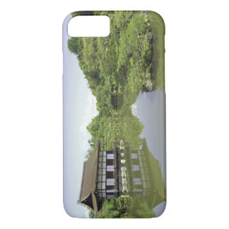 Japan, Kyoto, Japanese Garden of Heian Shrine 2 iPhone 8/7 Case