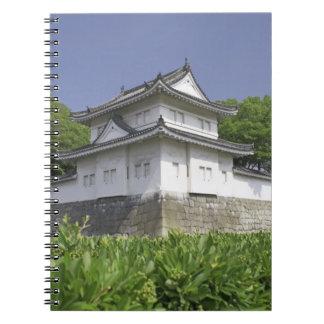 Japan, Kyoto, Nijo Castle Notebook