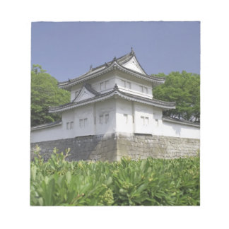 Japan, Kyoto, Nijo Castle Notepad