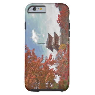 Japan, Kyoto, Pagoda in Autumn colour Tough iPhone 6 Case
