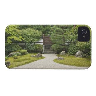 Japan, Kyoto, Sennyuji Temple Garden iPhone 4 Case