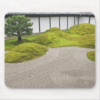 Japan, Kyoto, Tofukuji Temple, Landscape Garden Mouse Pad