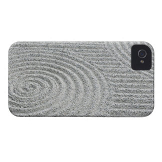 Japan, Kyoto, Tofukuji Temple, Pattern in Sand iPhone 4 Case-Mate Cases