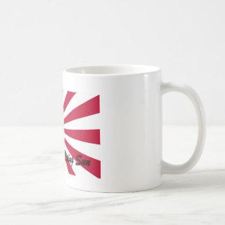 Japan - Land of the Rising sun Coffee Mug