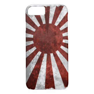 Japan | Land of the Rising Sun Japanese Flag iPhone 8/7 Case