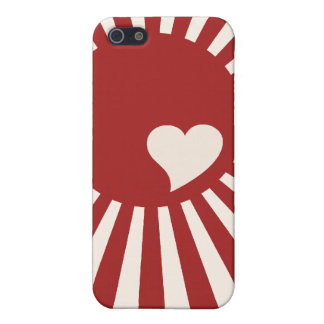Japan Love iPhone 5/5S Covers