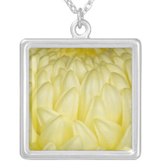 Japan, Mie, Ise Shrine, Chrysanthemum Silver Plated Necklace