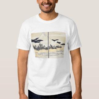 Japan: Mount Fuji T-shirts