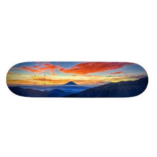JAPAN mt-fuji Skateboard