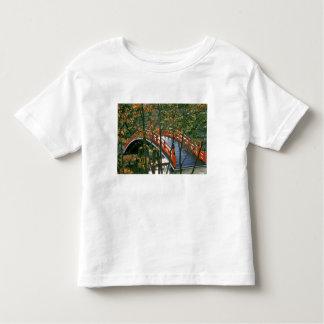 Japan, Nara Pref., Nara. The Royal Bridge glows T Shirt