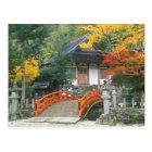 Japan, Nara, Ryuzenji Temple Postcard