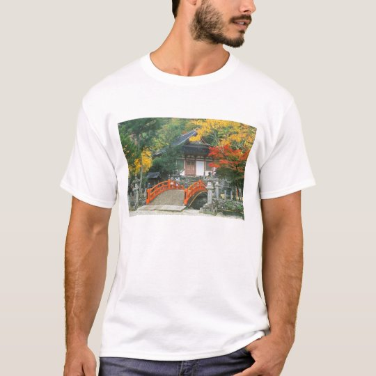 Japan, Nara, Ryuzenji Temple T-Shirt