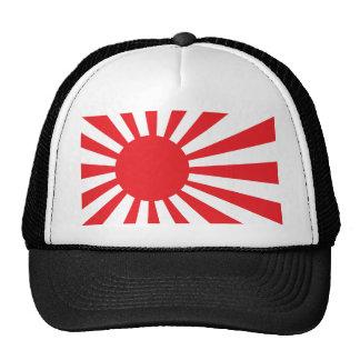 Japan Navy Flag - Red Cap