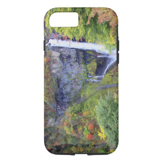 Japan, Nikko. Kegon waterfall of Nikko, a UNESCO iPhone 8/7 Case