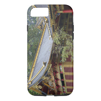 Japan, Nikko. Toshogu Shrine and mausoleum in 2 iPhone 8/7 Case