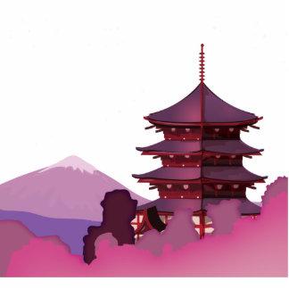 Japan Photo Cut Outs