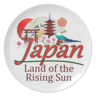 JAPAN PLATE