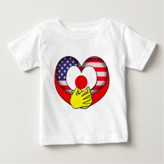 Japan Relief Baby T-Shirt