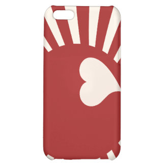 Japan Relief Cover For iPhone 5C