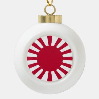 Japan Rising Sun Flag Ornament
